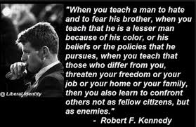 RFK when you teach